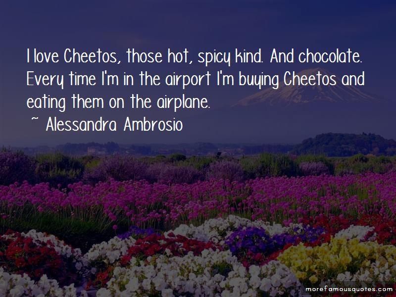 Alessandra Ambrosio Quotes Pictures 4