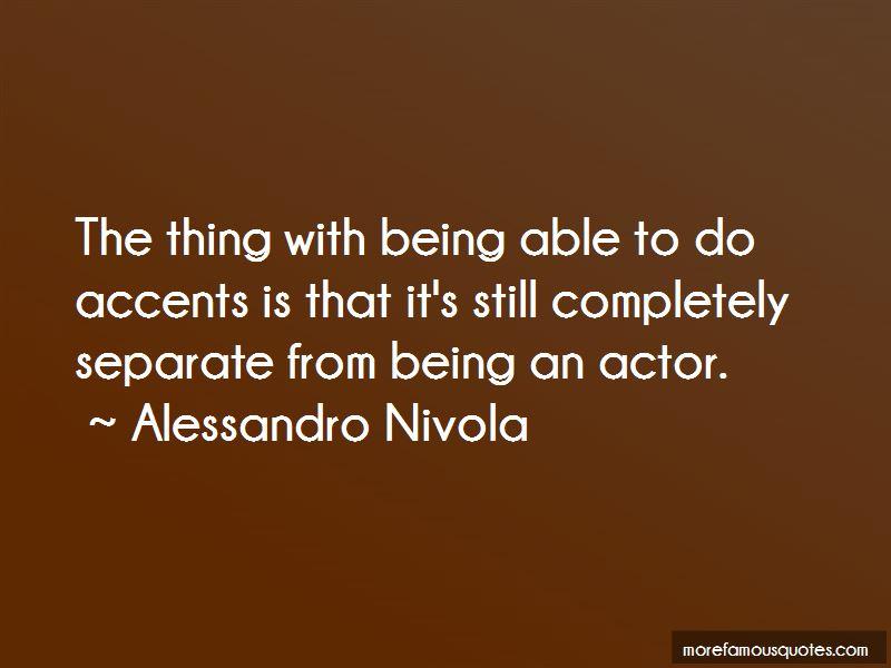 Alessandro Nivola Quotes Pictures 4