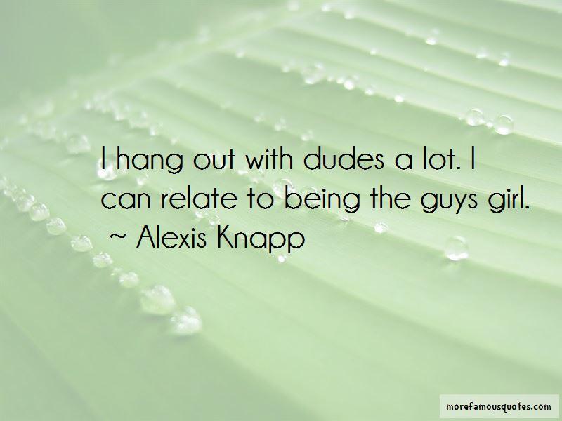 Alexis Knapp Quotes Pictures 4