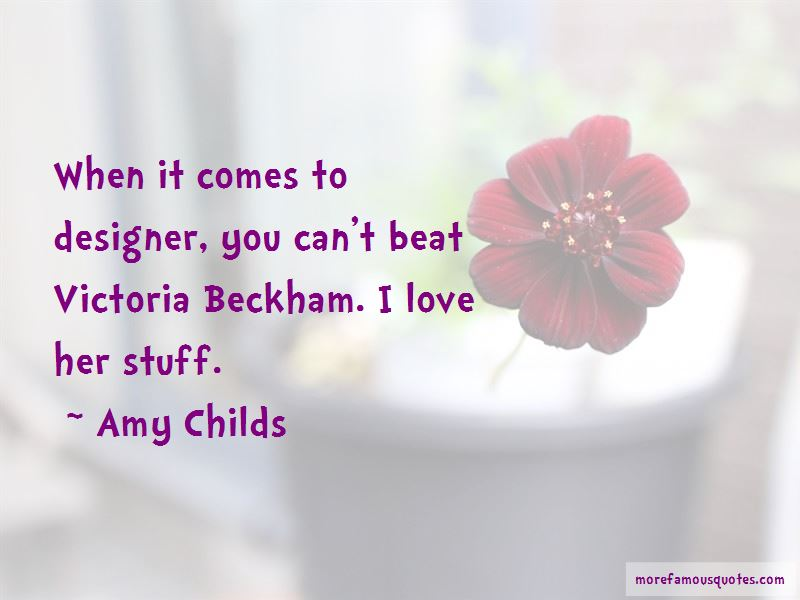 Amy Childs Quotes Pictures 3