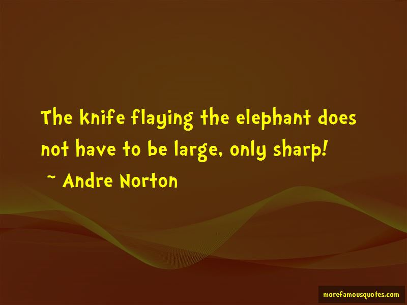 Andre Norton Quotes Pictures 4