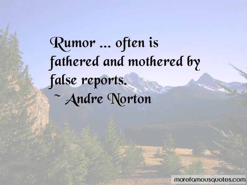 Andre Norton Quotes
