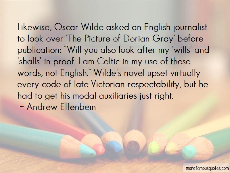 Andrew Elfenbein Quotes Pictures 2