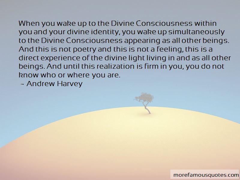 Andrew Harvey Quotes Pictures 3