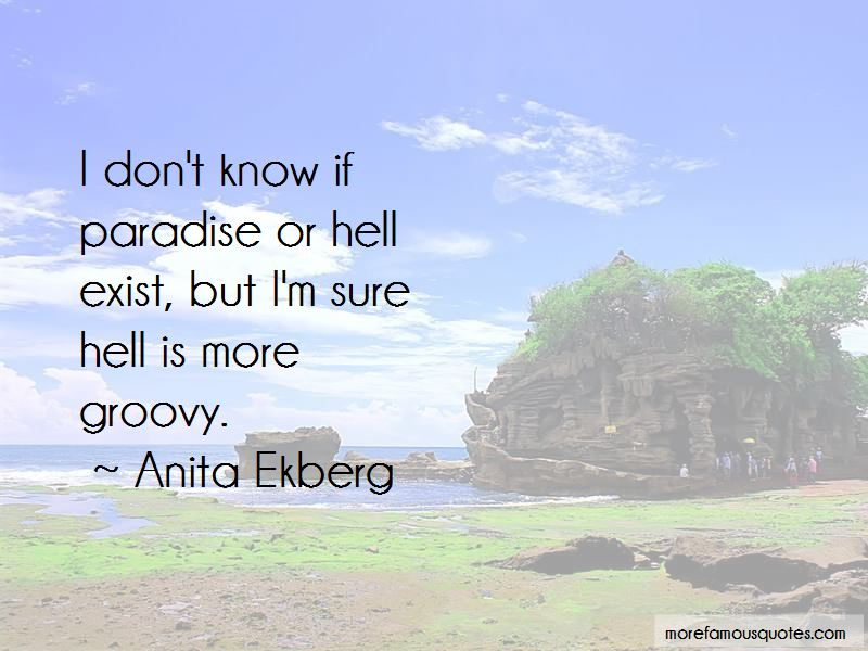 Anita Ekberg Quotes Pictures 3