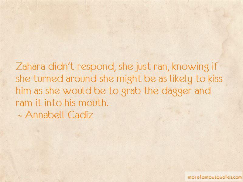 Annabell Cadiz Quotes Pictures 3