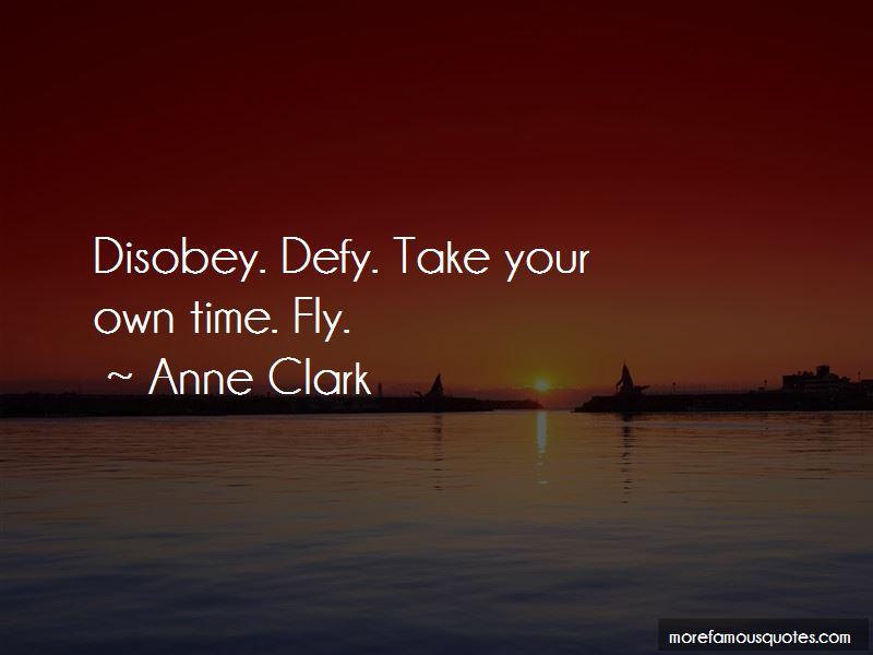 Anne Clark Quotes Pictures 2