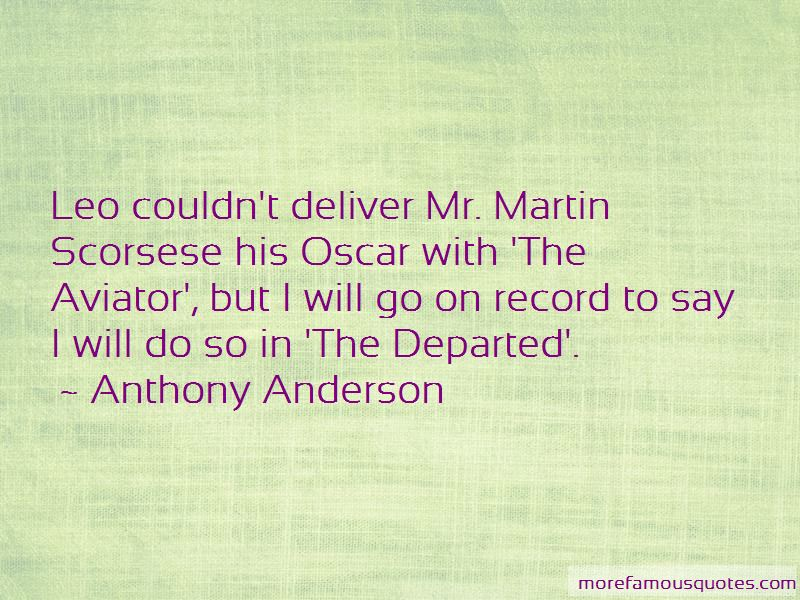 Anthony Anderson Quotes Pictures 4
