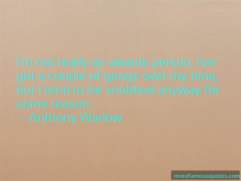 Anthony Warlow Quotes Pictures 2