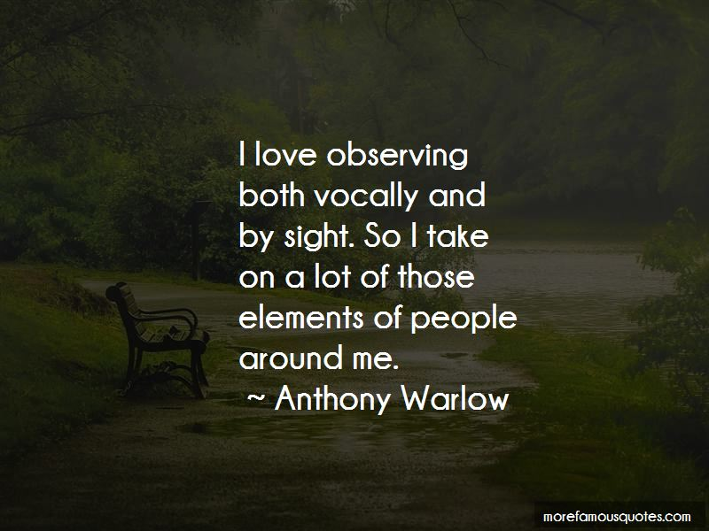 Anthony Warlow Quotes Pictures 3