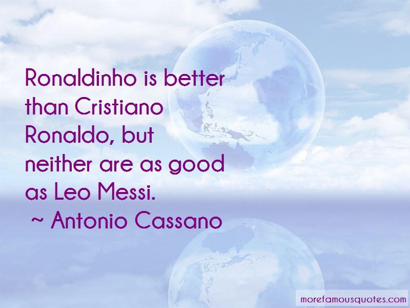 Antonio Cassano Quotes Pictures 2