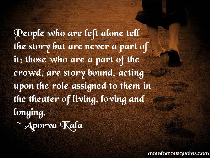 Aporva Kala Quotes Pictures 2