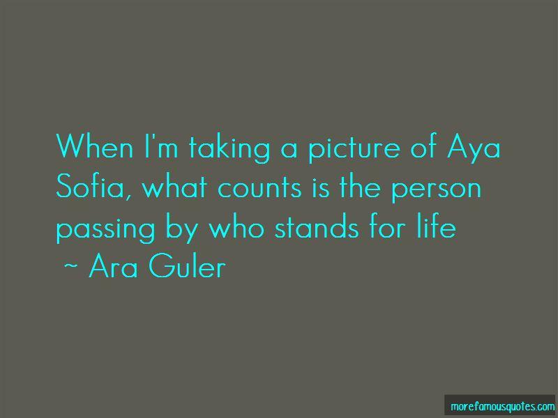Ara Guler Quotes