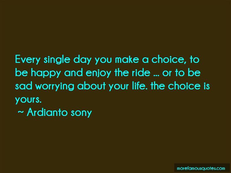 Ardianto Sony Quotes Pictures 4