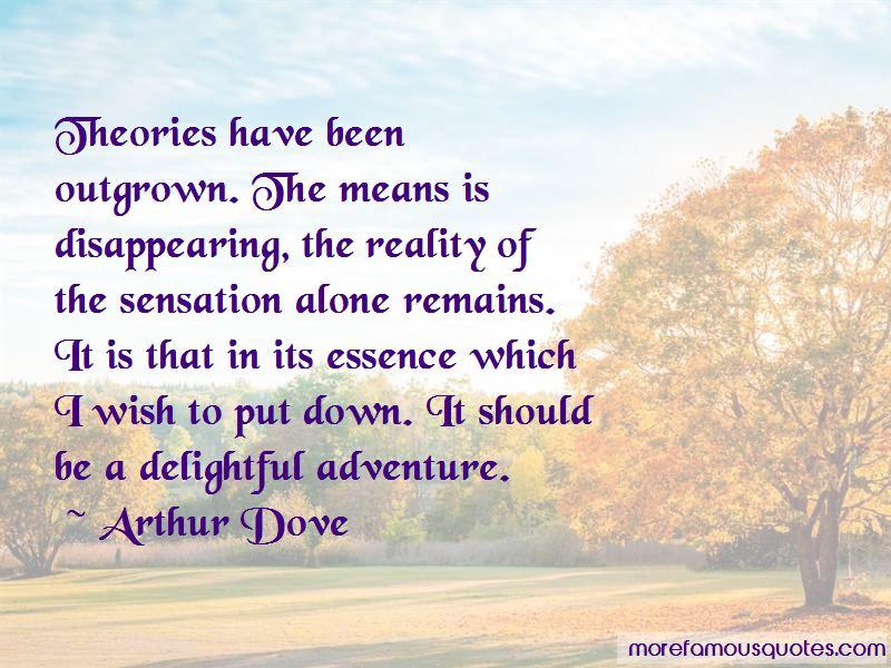 Arthur Dove Quotes Pictures 2
