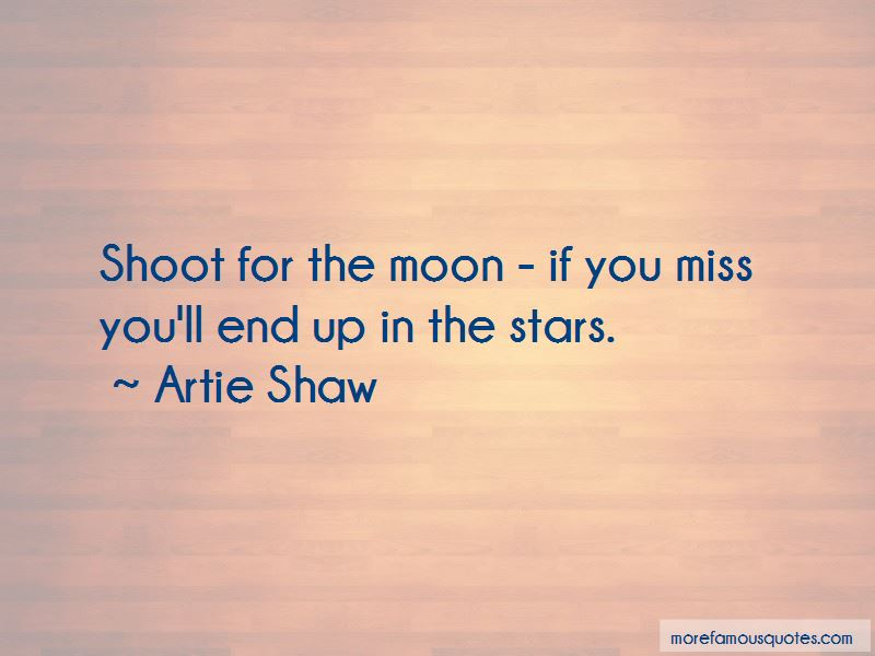 Artie Shaw Quotes