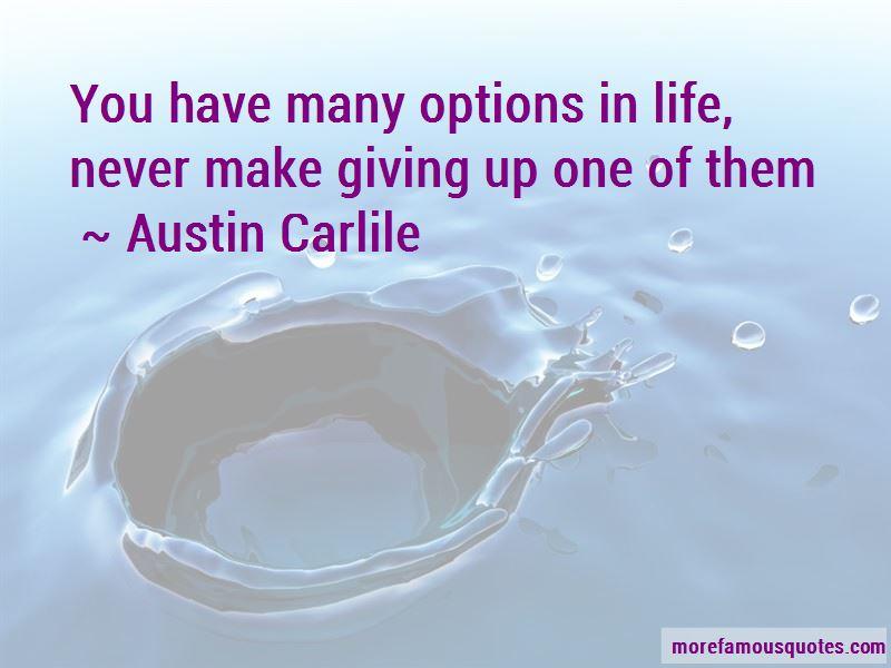 Austin Carlile Quotes Pictures 2