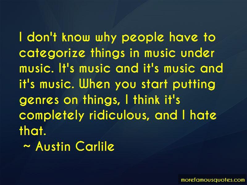 Austin Carlile Quotes Pictures 3