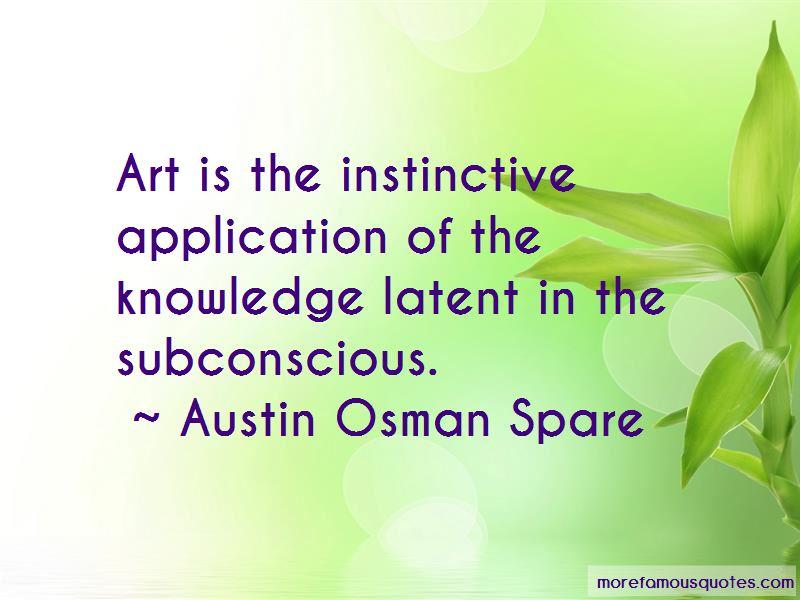 Austin Osman Spare Quotes Pictures 2