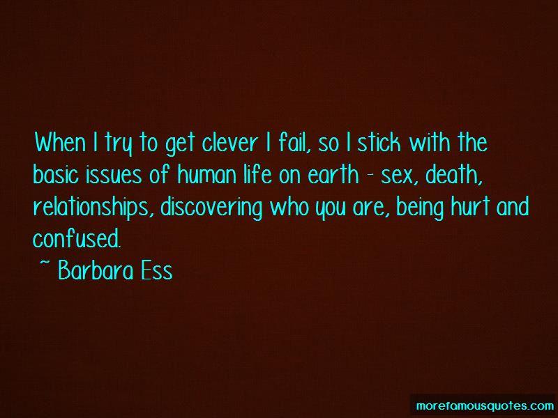 Barbara Ess Quotes Pictures 3