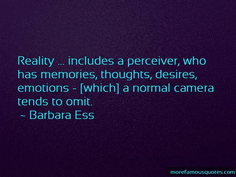 Barbara Ess Quotes Pictures 4