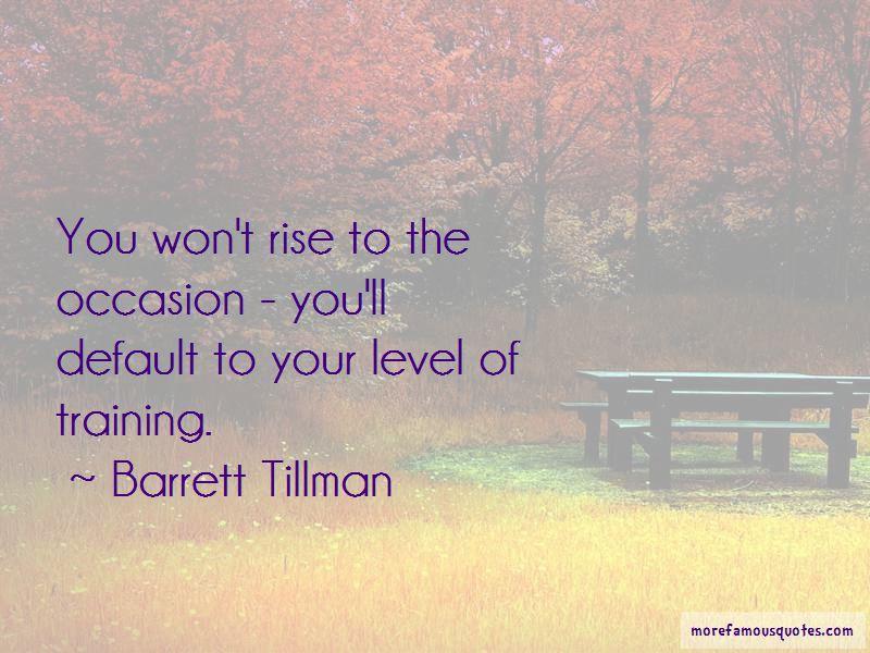 Barrett Tillman Quotes Pictures 3
