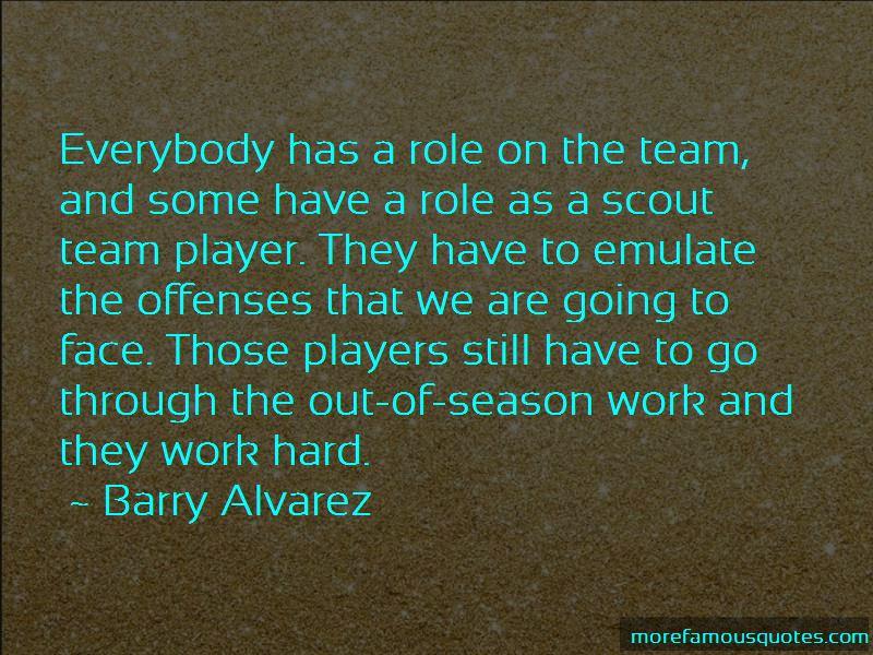 Barry Alvarez Quotes Pictures 2