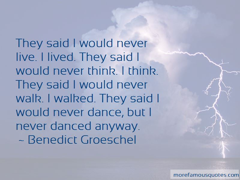 Benedict Groeschel Quotes Pictures 2