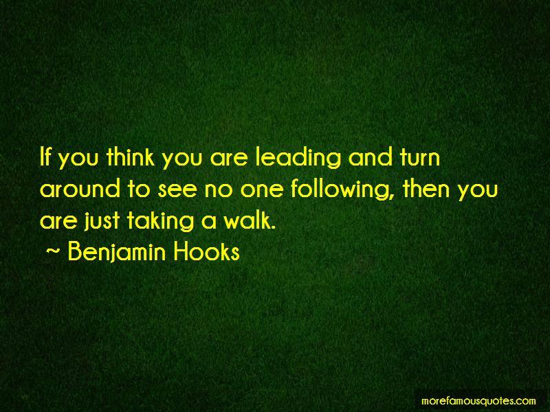 Benjamin Hooks Quotes Pictures 3