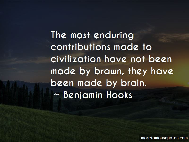 Benjamin Hooks Quotes Pictures 4