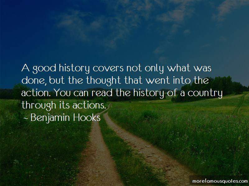 Benjamin Hooks Quotes