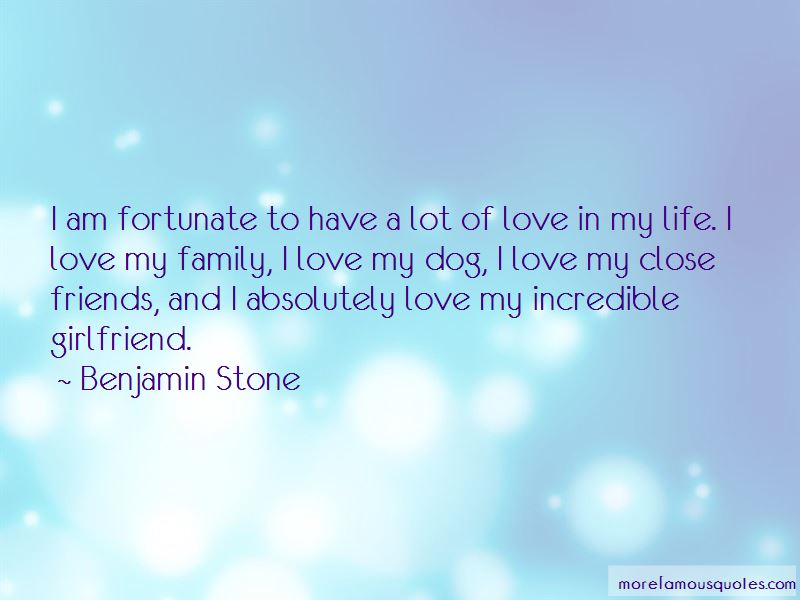 Benjamin Stone Quotes Pictures 2
