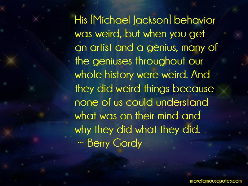 Berry Gordy Quotes Pictures 2