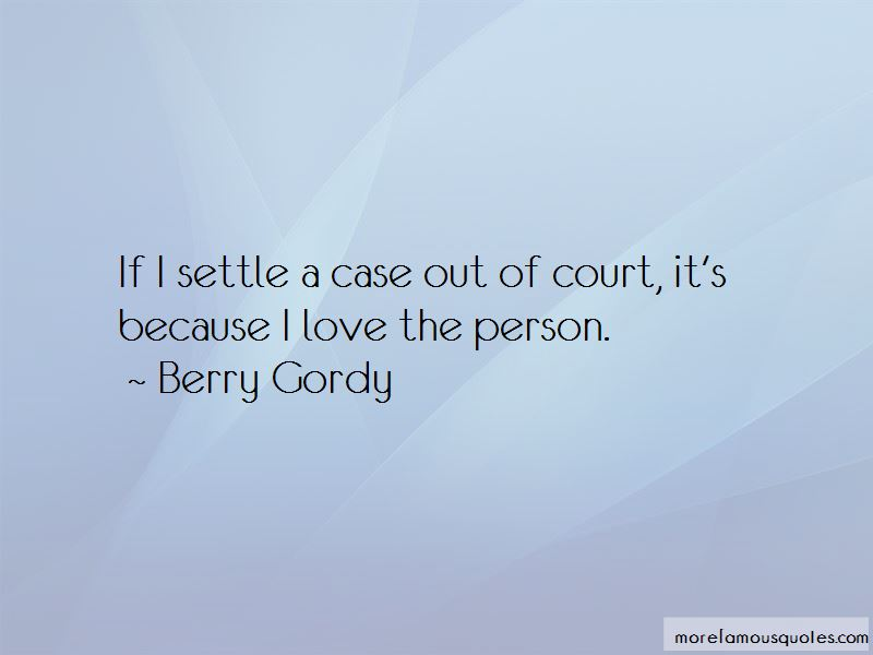Berry Gordy Quotes Pictures 3