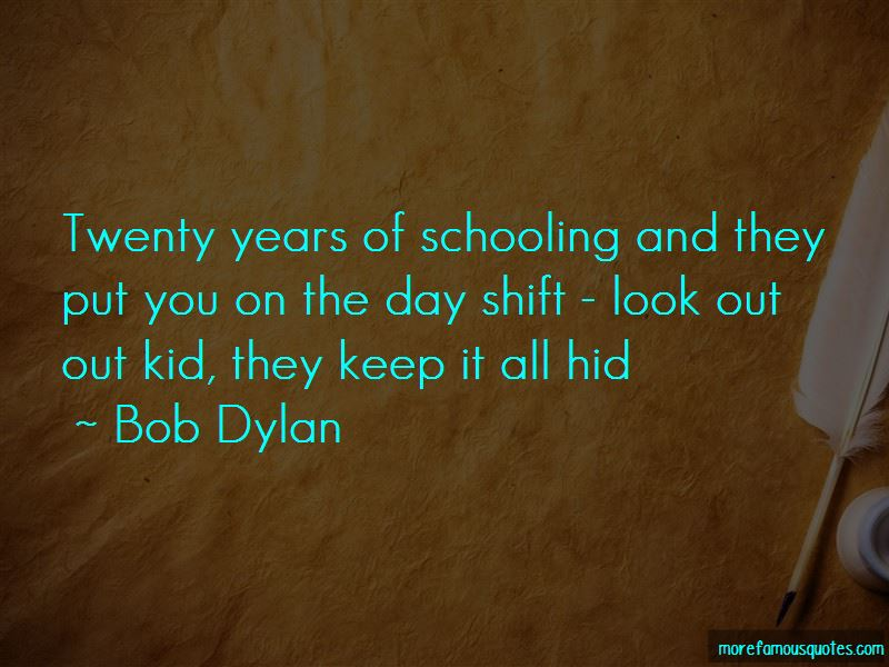 Bob Dylan Quotes Pictures 3