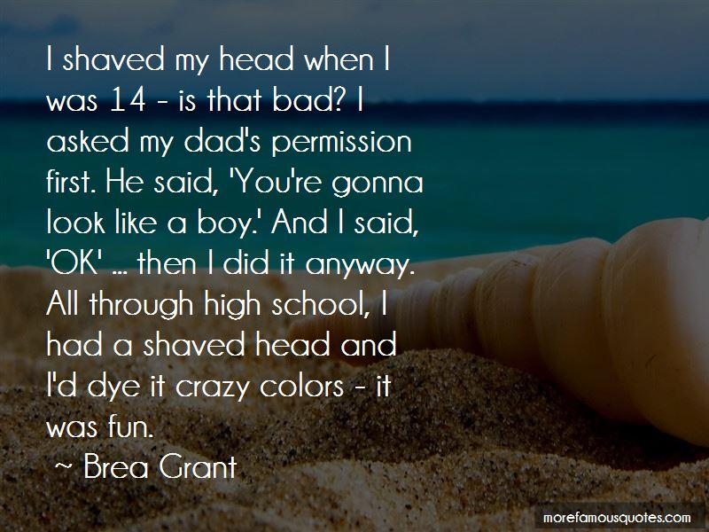 Brea Grant Quotes Pictures 2