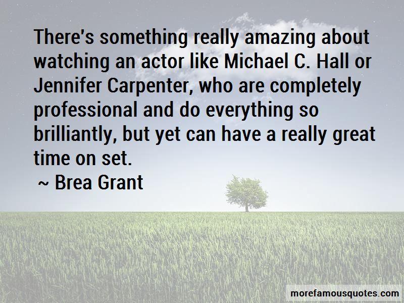 Brea Grant Quotes Pictures 4