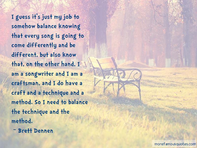 Brett Dennen Quotes Pictures 2
