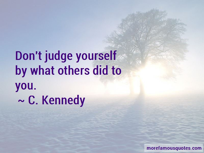 C. Kennedy Quotes