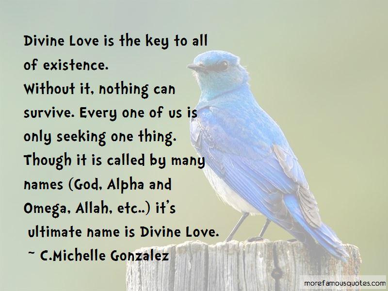 C.Michelle Gonzalez Quotes Pictures 2