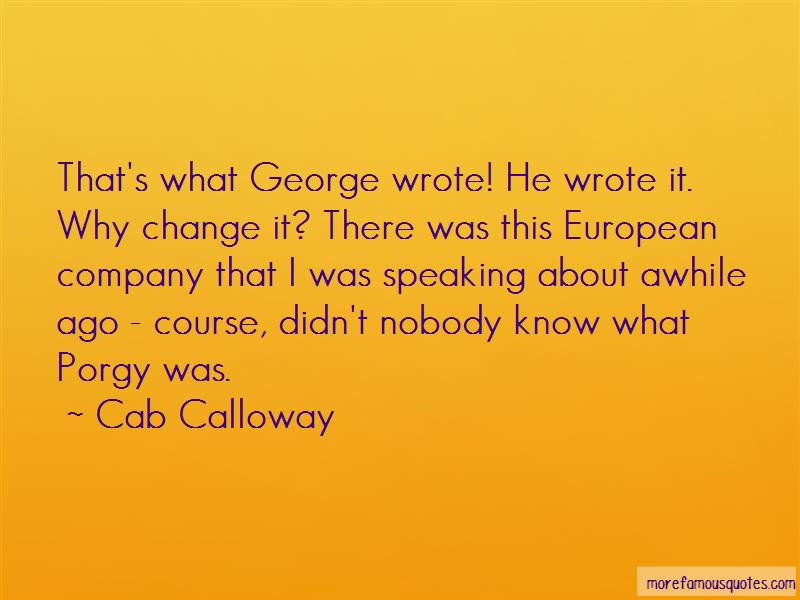 Cab Calloway Quotes Pictures 3