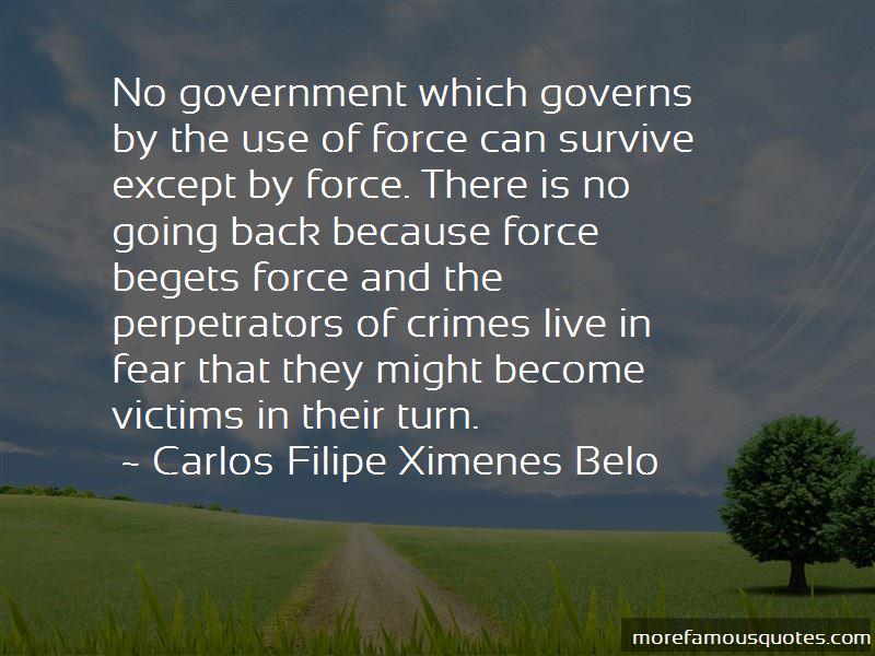 Carlos Filipe Ximenes Belo Quotes Pictures 3