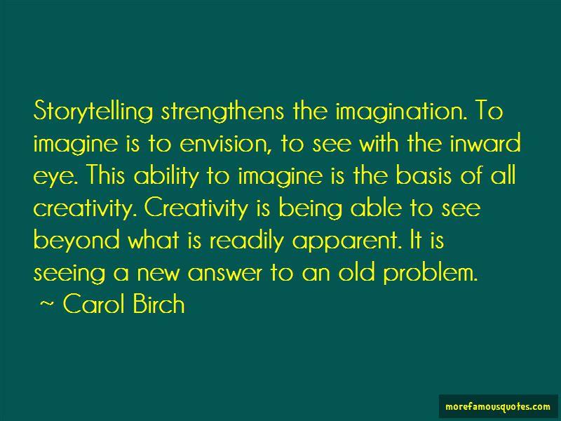 Carol Birch Quotes Pictures 2
