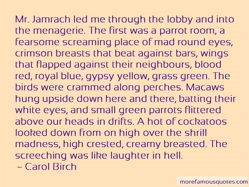 Carol Birch Quotes Pictures 4