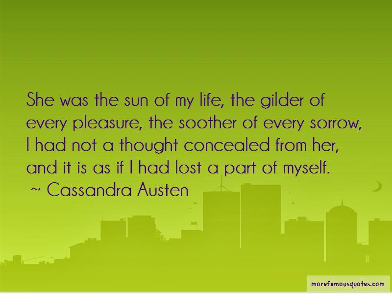 Cassandra Austen Quotes