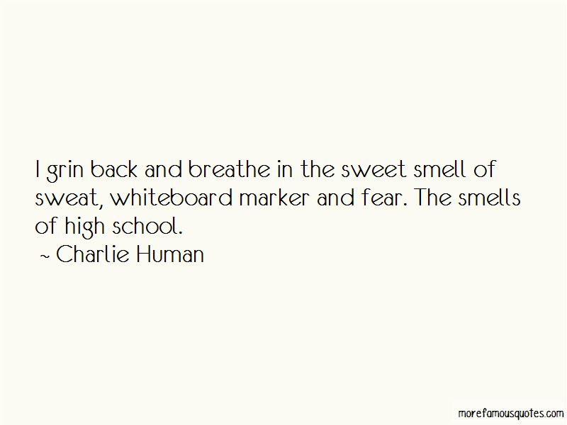 Charlie Human Quotes Pictures 4
