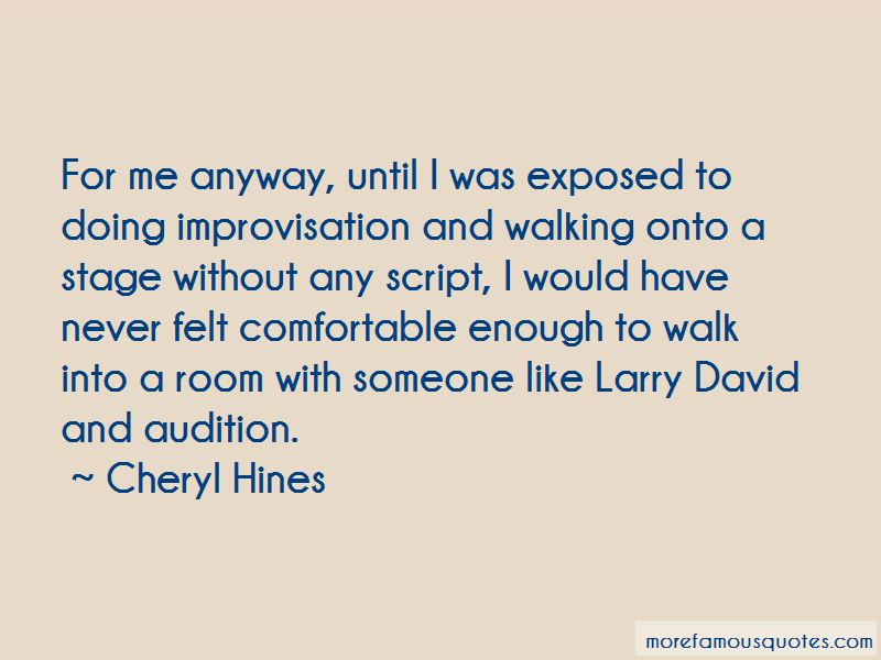 Cheryl Hines Quotes Pictures 3