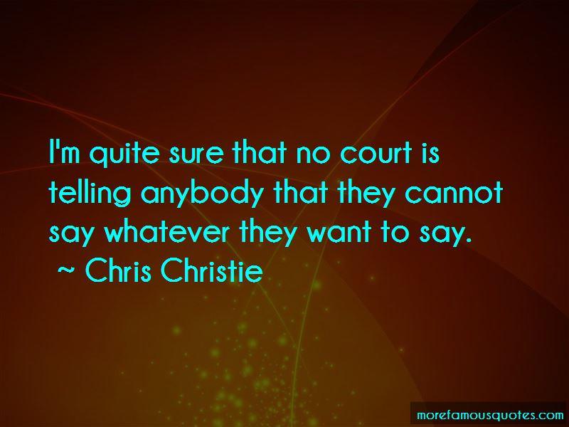 Chris Christie Quotes Pictures 2