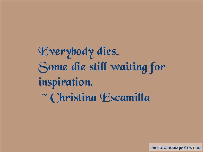 Christina Escamilla Quotes Pictures 4