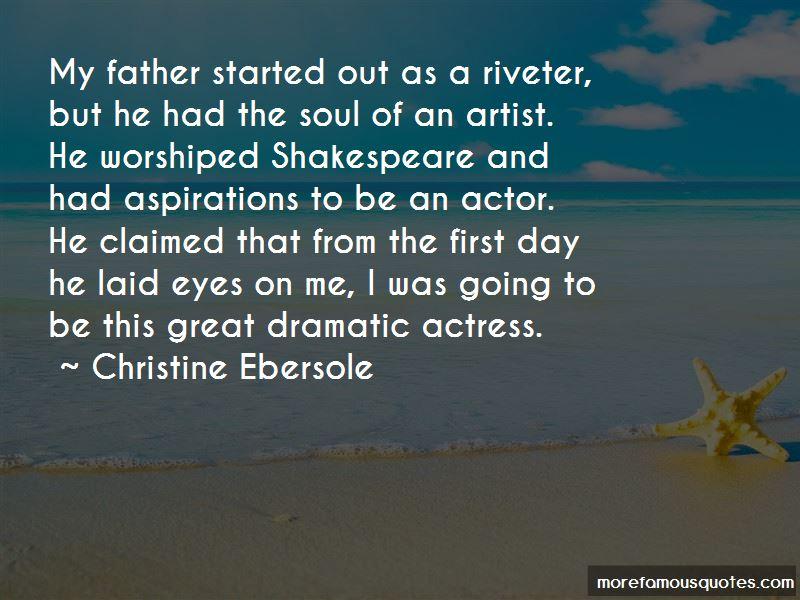 Christine Ebersole Quotes Pictures 3